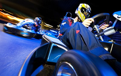 Go-Karting in Riga