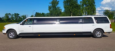 Strip Limo Rent in Riga 12 seats