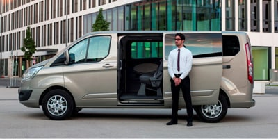 Riga Minivan Private Transfer