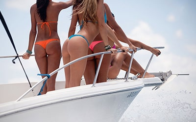 Stag Strip Yachting